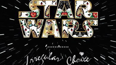 Photo of The new Star Wars teaser from Irregular Choice shoes is: C-3PO!