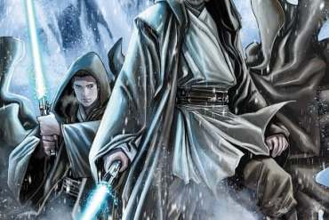 Obi Wan and Anakin 1 Marco Checchetto Cover bfac1 - New Star Wars Books and Comics Revealed