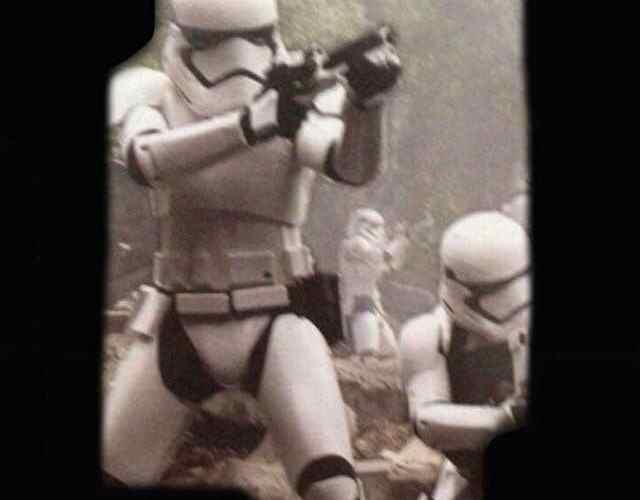 Stormtroopers Takodana