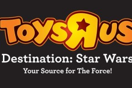"TRU DesitinationStarWars Lockup black - Toys""R""Us Goes Epic With Epic Star Wars Commercial, Interactive Toys and Online Game"