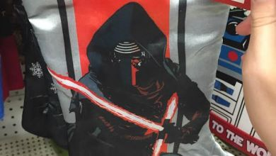 Photo of The Star Wars: The Force Awakens Christmas Items Hitting Target & Kmart this year!