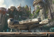 Photo of Star Wars Land to be featured in the 127th Annual Rose Parade!