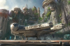 8 15 WDI 002 - Rumors: Star Wars Land Details pertaining to the Falcon, an X-wing, Rogue One, and Star Wars: Episode VIII