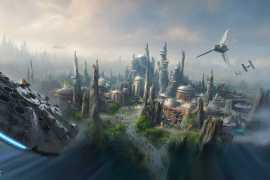 8 15 WDI 003 - Minor Star Wars Land update regarding The Disneyland Railroad