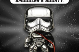CSWagA4XIAEDNdW - Funko Smuggler's Bounty First Star Wars: The Force Awakens Exclusive Revealed: Chrome Phasma!