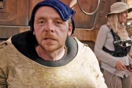 Pegg - Casting Rumor: In Star Wars: The Force Awakens Simon Pegg is playing...