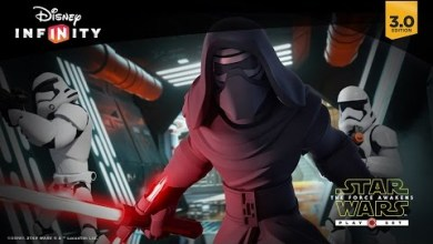 Photo of Star Wars: The Force Awakens has a plot description via Disney Infinity 3.0!