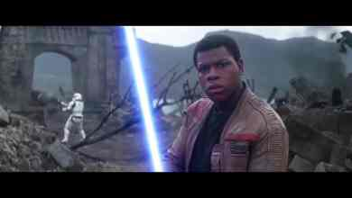 Photo of New Footage Of Finn From Star Wars: The Force Awakens!
