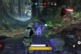 image7 - Star Wars Battlefront: Emperor as a Stormtrooper Glitch