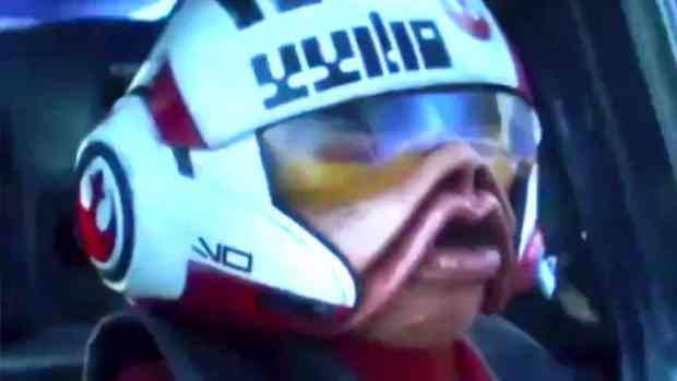 New Star Wars: The Force Awakens TV spot shows Poe, Jessica Pava and Nien Nunb