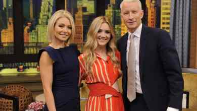 Billie Lourd on LIVE with Kelly and Michael!