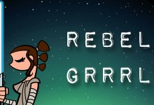 RGFeatured5 - Rebel Grrrl Episode 81 - Hot BTS