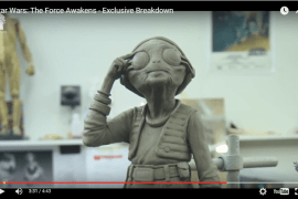 Concept 1 - Making Of Star Wars: The Force Awakens CGI Video Released!