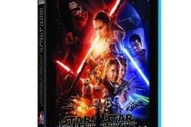 Star Wars Blu ray International  e1452458080129 - Star Wars: The Force Awakens Blu-ray on Amazon!