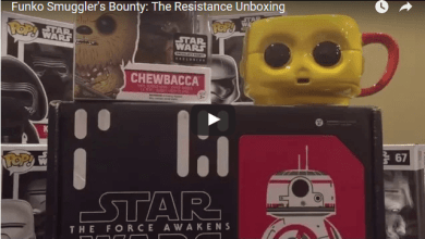 "Photo of Funko's Smuggler's Bounty: ""The Resistance"" Unboxing!"