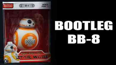 hilarious bb 8 bootleg toy from
