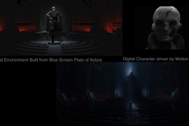 image 10 - VFX Before And After Star Wars: The Force Awakens Video!