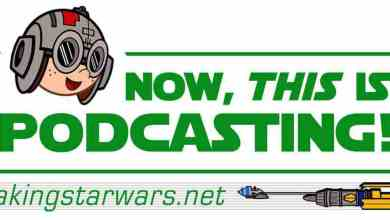 "Photo of Episode 167 MakingStarWars.net's ""Now, This Is Podcasting!"""