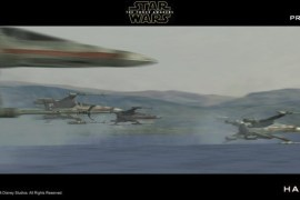 PREVIS3 - A cool article on the previs process for Star Wars: The Force Awakens