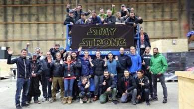Photo of Rogue One: A Star Wars Story stunt team supports injured stunt person