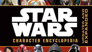 Photo of Updated Star Wars Character Encyclopedia Coming This April!