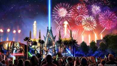 Photo of New Star Wars Firework Show To Debut At Disney World!