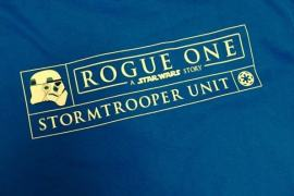 image 96 - Rogue One: A Star Wars Story stormtrooper unit crew shirts spotted!