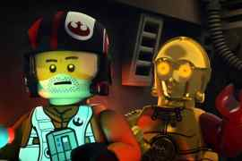 """maxresdefault - First Episode of """"Lego Star Wars: The Resistance Rises"""" Now Available Online!"""