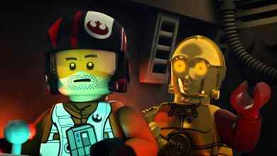 "First Episode of ""Lego Star Wars: The Resistance Rises"" Now Available Online!"