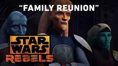 Photo of Star Wars: The Clone Wars' Cham Syndulla returns in Star Wars Rebels clip!