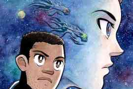 ASPHODEL cover colors - Star Wars Documentary Producer Launches New Space Opera Comic: Asphodel!