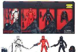 """HSB4007Rlg - Entertainment Earth Exclusive 6"""" Black Series Imperial Forces Set Unboxing and Giveaway!"""