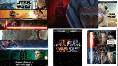 """""""First Order Transmissions"""" #190: The Force Awakens Hits Blu-ray!"""