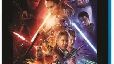 Photo of Star Wars: The Force Awakens Blu-Ray to be released April 18th in the UK!