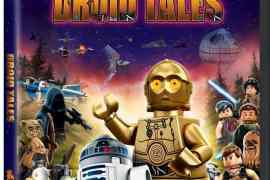 image - Lego Star Wars: Droid Tales now on DVD!