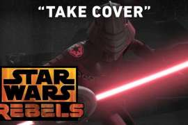 "star wars rebels twilight of the - Star Wars Rebels Twilight Of The Apprentice clip: ""Take Cover"""