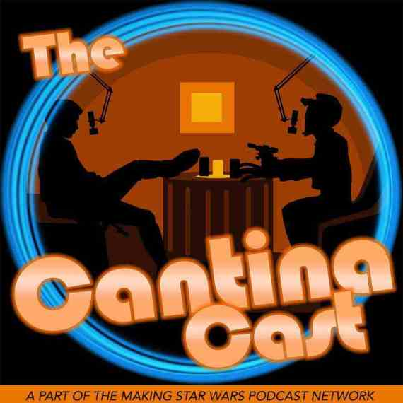 "CC Banner - ""The Cantina Cast"" #175: The Last Jedi Trailer recap"