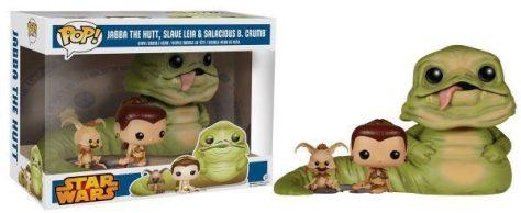 Pop-Jabba-Leia-Set