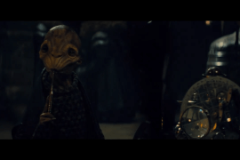 image 1 - The Star Wars Show #1 Debuts Deleted The Force Awakens Footage And More!