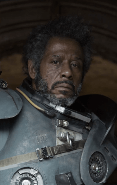 Saw Gerrera was created for Star Wars: Underworld or one of the spin-off shows!