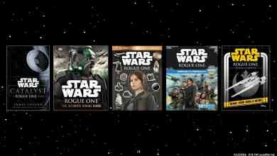 Photo of Rogue One: A Star Wars Story books revealed