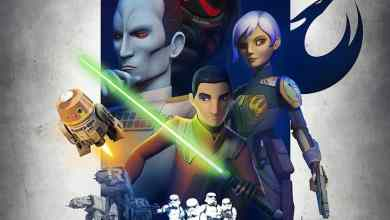 Photo of Star Wars Rebels Season 3 Poster Revealed!