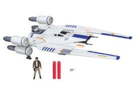 image 12 - Check out Hasbro's U-Wing from Rogue One: A Star Wars Story!