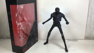 Photo of Rogue One: A Star Wars Story Black Series figure reviews!