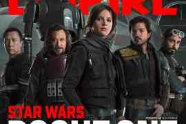 image 30 - Rogue One: A Star Wars Story Empire magazine cover!