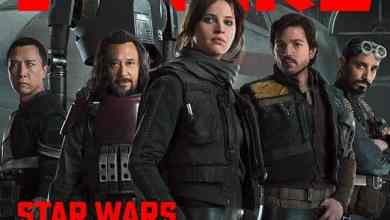 Photo of Rogue One: A Star Wars Story Empire magazine cover!