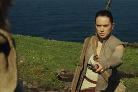 "image 52 - Daisy Ridley says ""it will be a while"" untill we know the Star Wars: Episode VIII title."