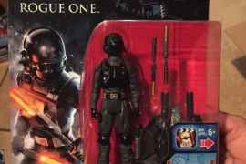 "image 57 - Rogue One: A Star Wars Story 3.75"" wave 1 reveals Imperial Ground Crew!"