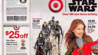 Photo of TARGET deal returns for Rogue Friday!
