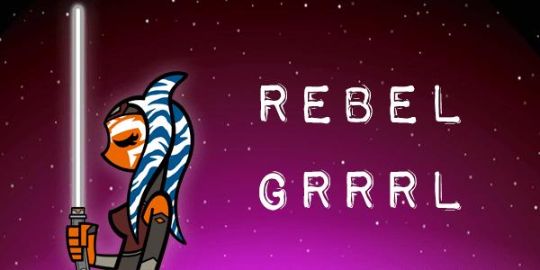 "Episode 49 MakingStarWars.net's ""Rebel Grrrl""!"